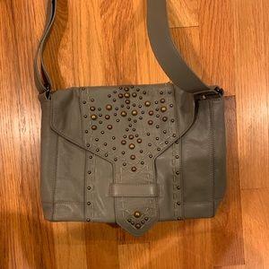 Isabella Fiore Tan Shoulder Bag
